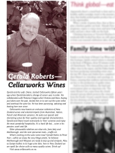 The Pomeroy's Press. Pom's staff profile article. Gerald Roberts.