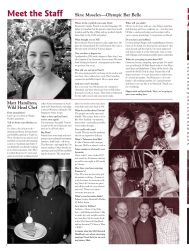The Pomeroy's Press. Pom's staff profile article. Skye Moseley.
