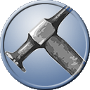 Auto Restorations Panel Shop icon.