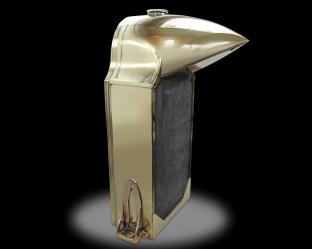 Benz Blitzen radiator hand built by Auto Restorations.