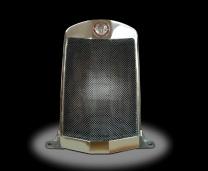 Lea Francis radiator hand built by Auto Restorations.