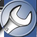 Auto Restorations Mechanical Shop icon.
