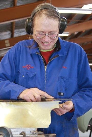 Paul Joslen Panel Shop, Auto Restorations.