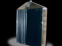 Rolls Royce radiator hand built by Auto Restorations.