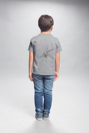 A_boy_standing_in_a_studio_wearing_a_Weta_New_Zealand_t-shirt-20942